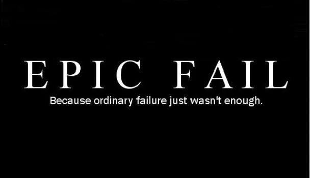 Epic Fail e storytelling