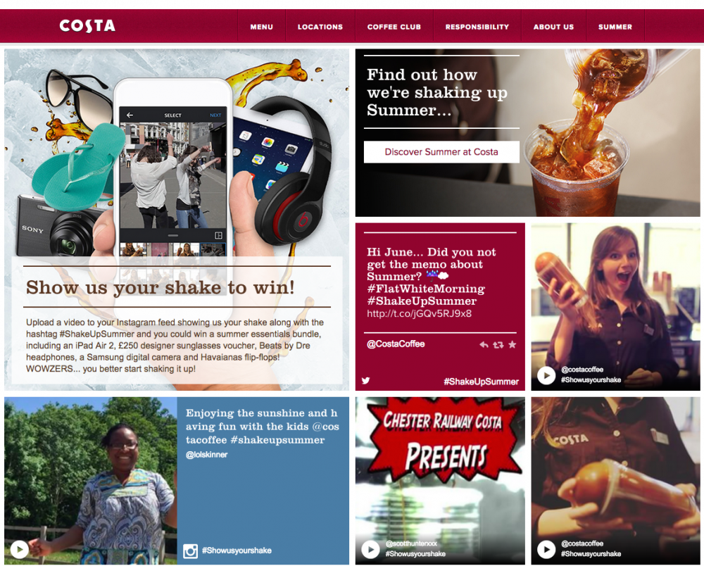 user generated content example 4