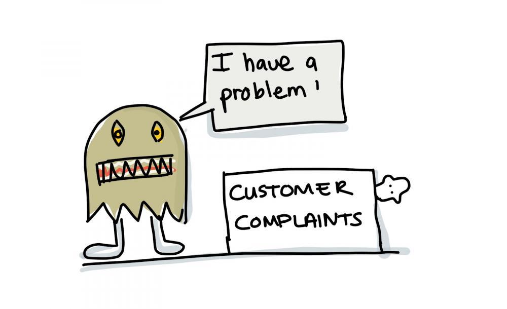 Angry customers
