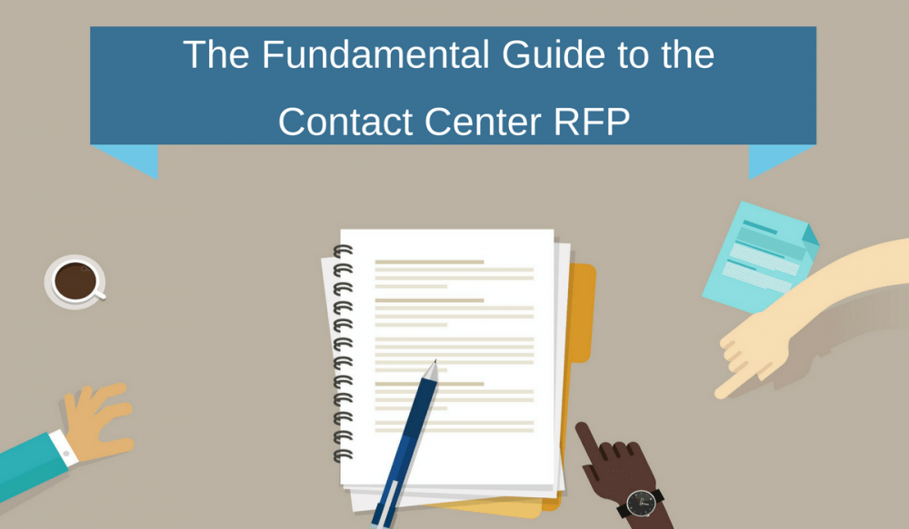 The Fundamental Guide to the Contact Center RFP
