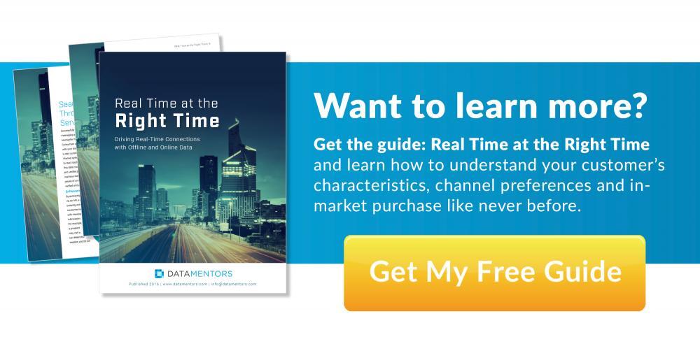 righ ttime marketing guide