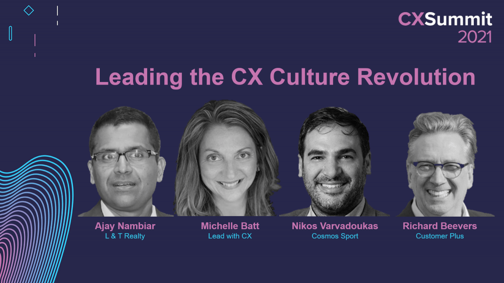Expert views on Leading the CX Culture (R)Evolution