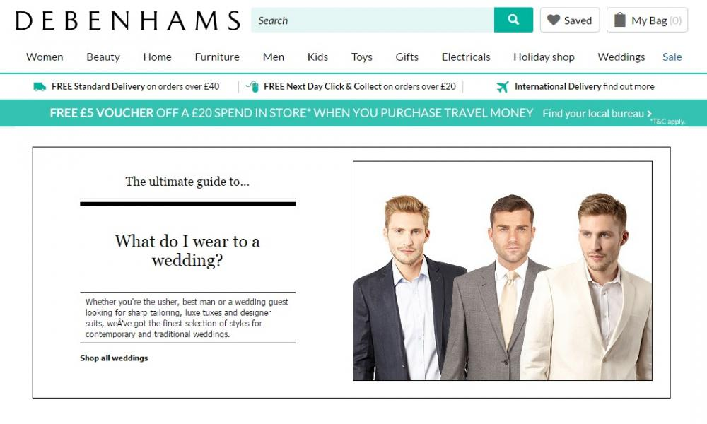 Debenhams-Proactive-Customer-Service