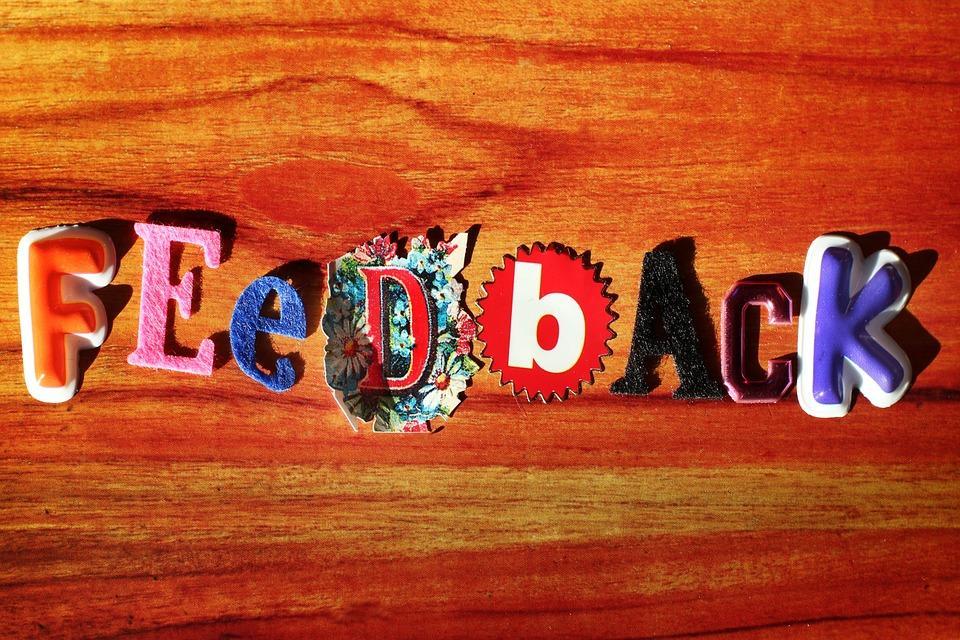 better customer feedback