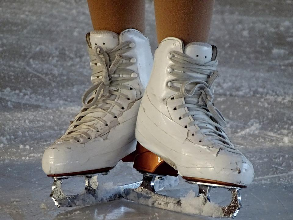 Ice Skates - frictionless experience