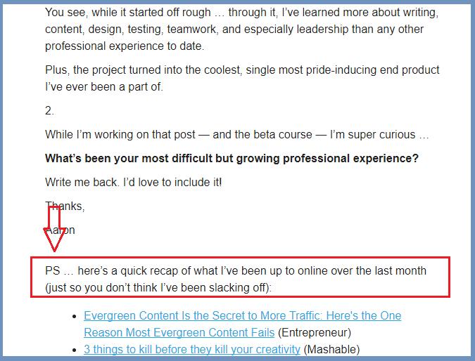 marketing-email-screenshot