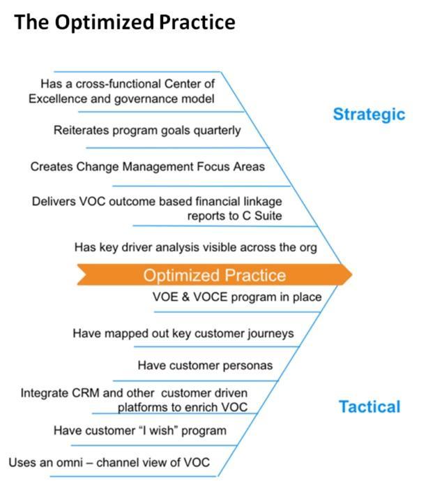 The optimised practice agile CX
