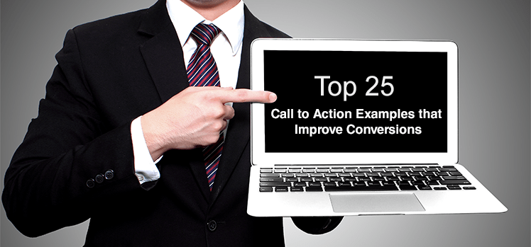 25 Call to action