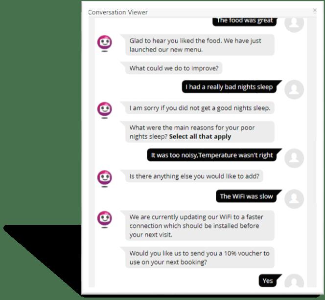 Survey Transcript