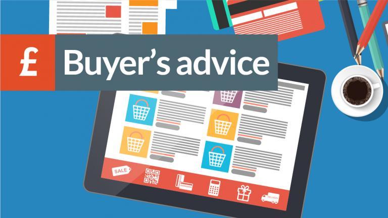 Buyer's advice