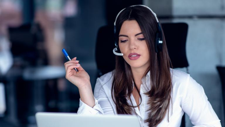 contact centre staff