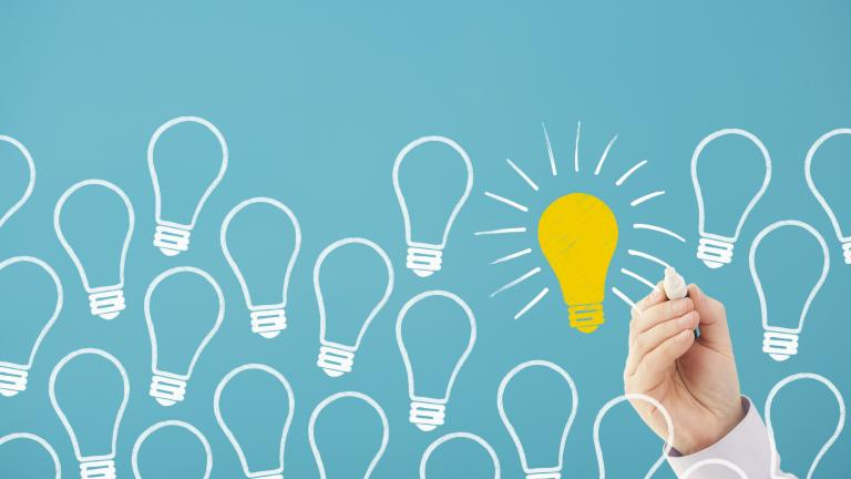 Choosing an idea