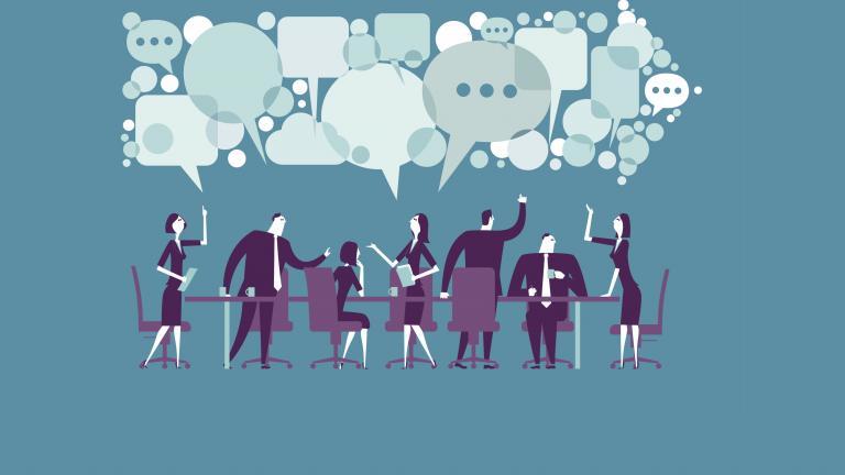 Collaboration employee relationships