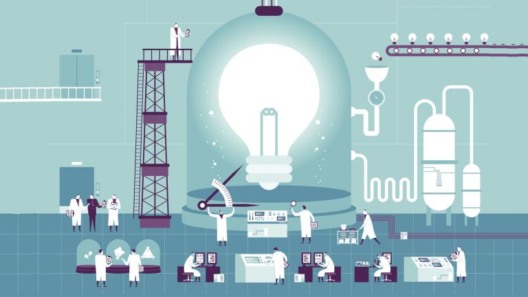 Future lightbulb