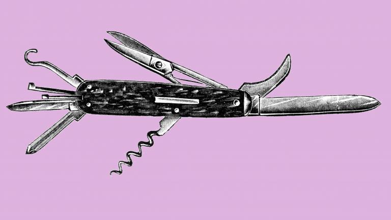 Swiss army knife adaptiability