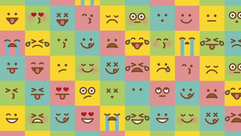 Emotion faces