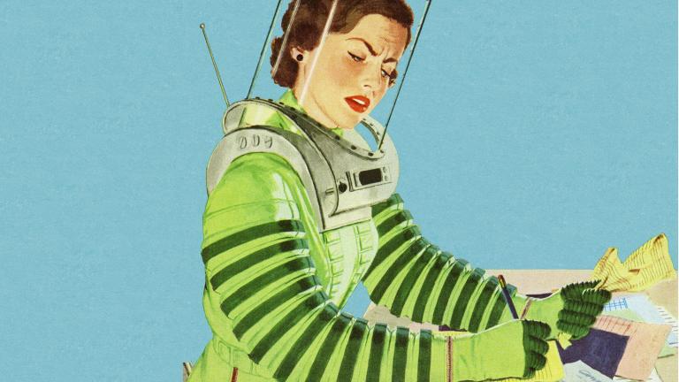 Astronaut contact centre