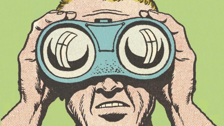 Binoculars customer insight