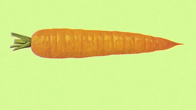 Carrot customer incentive