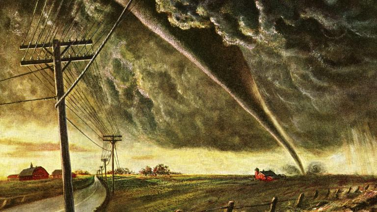 Tornado service uncertainty