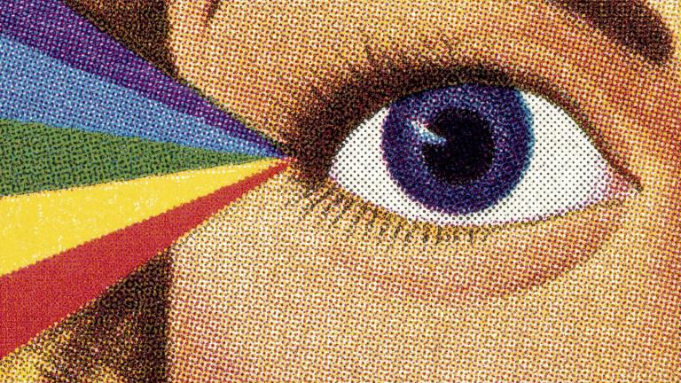 CRM eye