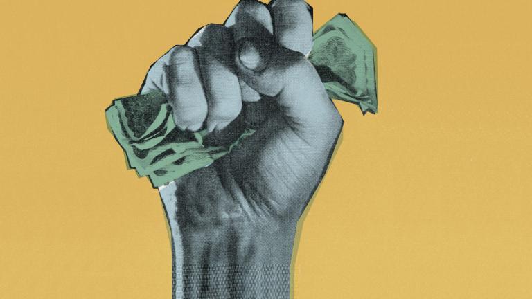 Fist money