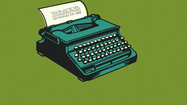 Typewriter blogs