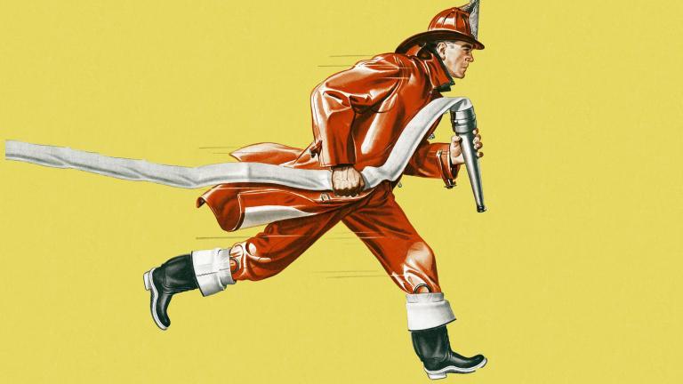fireman crisis