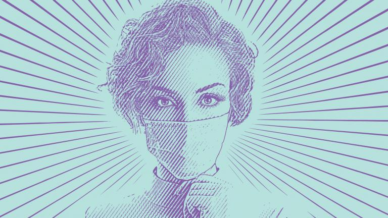 Mask pandemic
