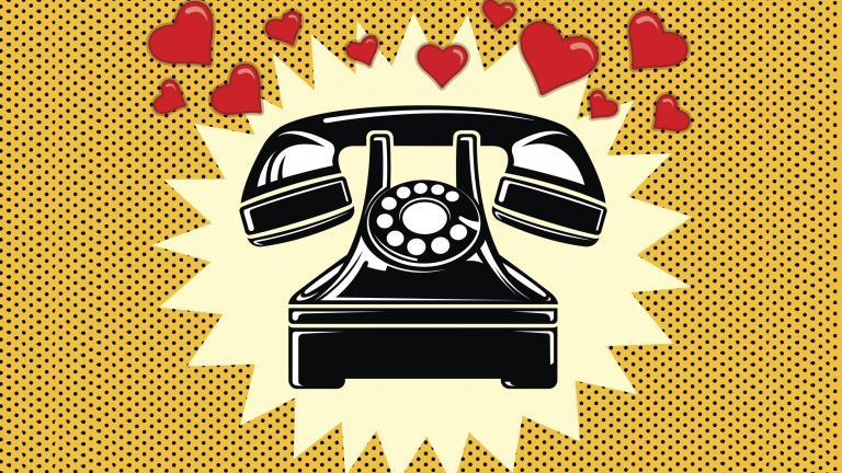 Phone hearts empathy