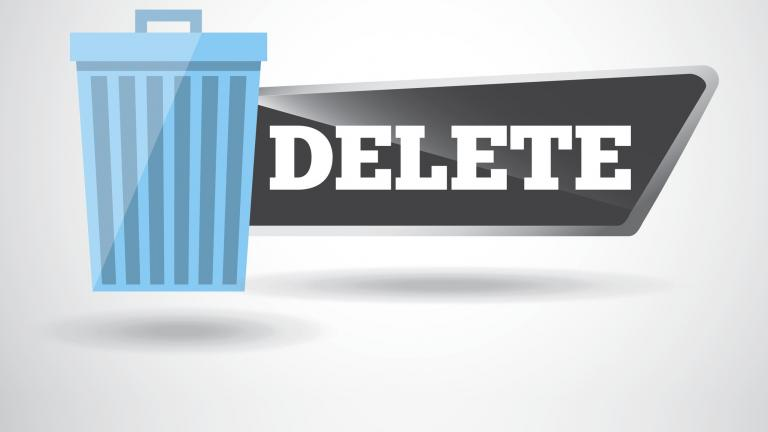 Delete Right to be Forgotten GDPR
