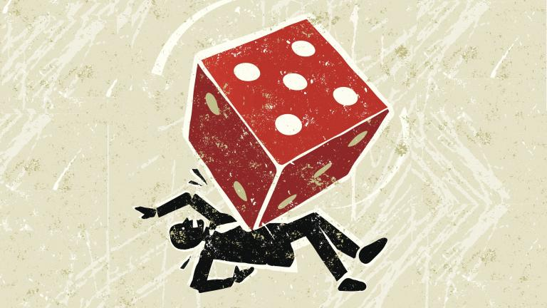 Dice customer experience risk
