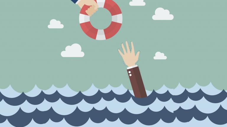 Drown save life