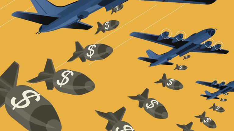 Prices money bombs