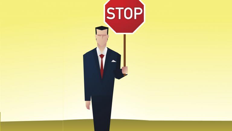 Stop customer experience