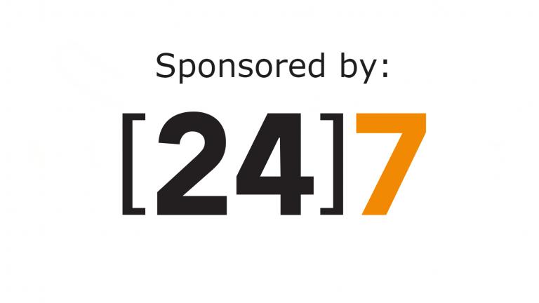sponsored by 24/7