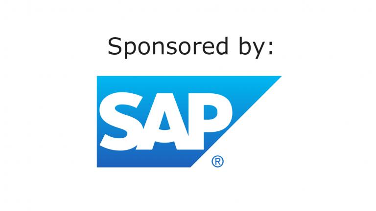 sponsored by SAP