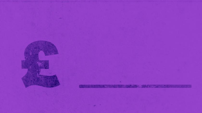 The Purple Pound