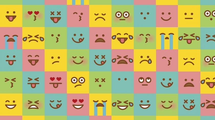 Emotion faces