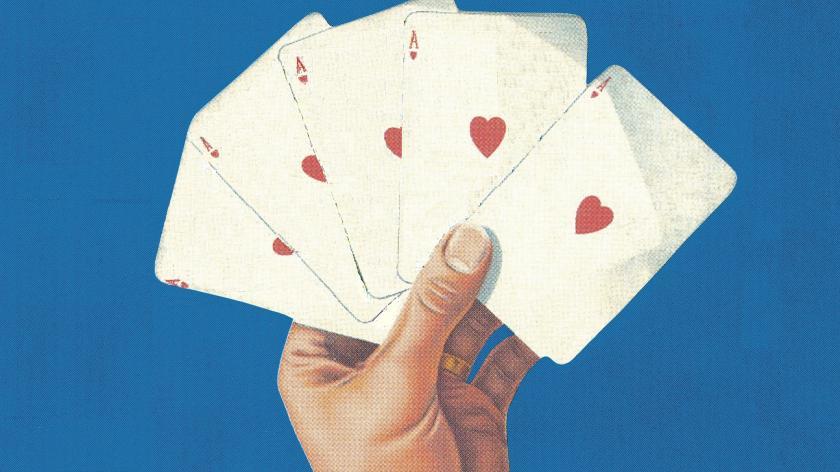 Cards customer emotion
