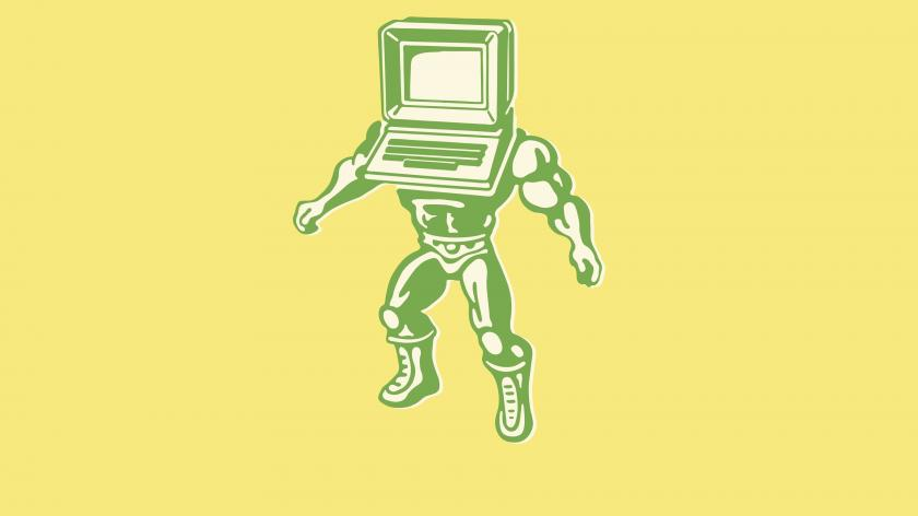 Computer hero CRM