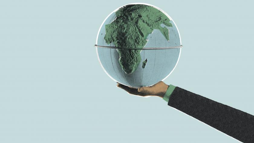 Brand citizenship earth