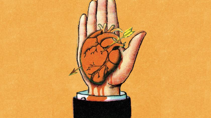 Heart customer empathy