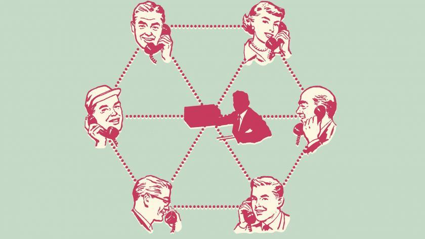 Telephones agents