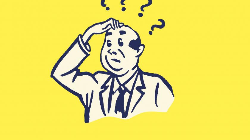 Question customer-centricity