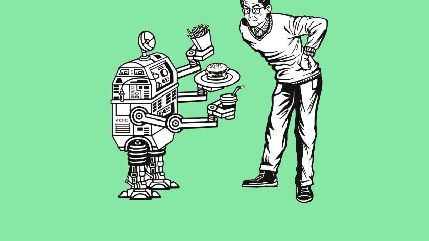 Artificial intelligence customer service