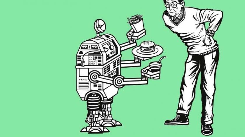 Algorithim economy