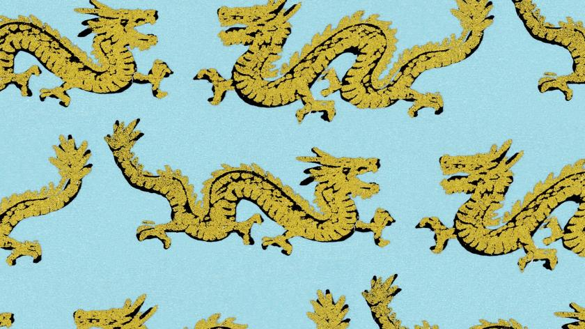 Chinese dragons CX