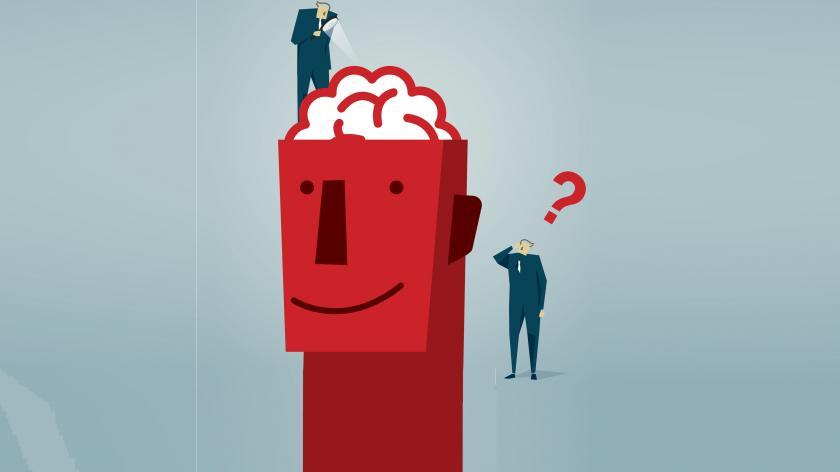 Brain customer emotions