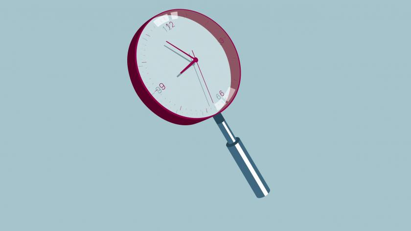 Magnifying glass time